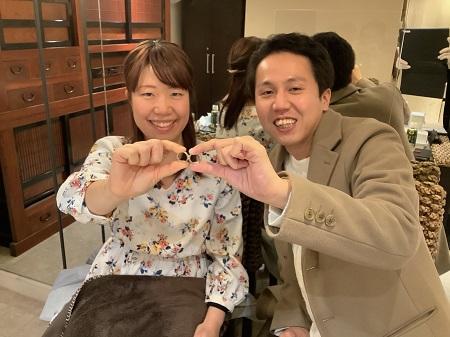 21013003木目金の婚約指輪・結婚指輪_K001.JPG
