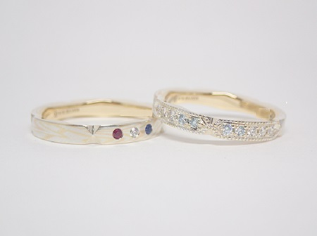 21013101木目金の結婚指輪_OM003.JPG