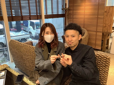 21021301木目金の結婚指輪_M001.JPG