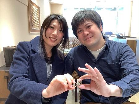 21021301木目金の結婚指輪_D001.JPG