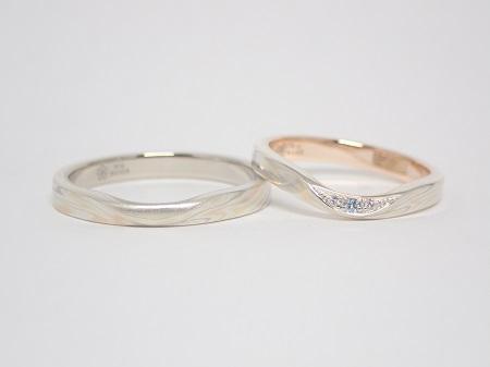21021402木目金の婚約・結婚指輪_B004.JPG