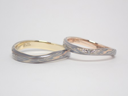 21021405木目金の結婚指輪_G004.JPG
