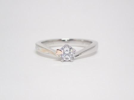 21022003木目金の婚約指輪・結婚指輪_K003.JPG