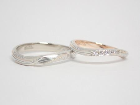 21022201木目金の婚約指輪結婚指輪_H004.JPG