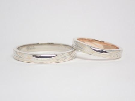 21022801木目金の婚約指輪結婚指輪_H004.JPG