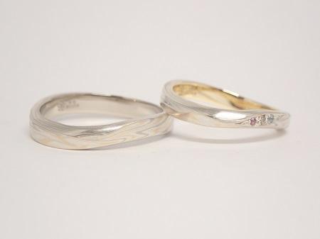 21022801木目金の結婚指輪_G001.JPG
