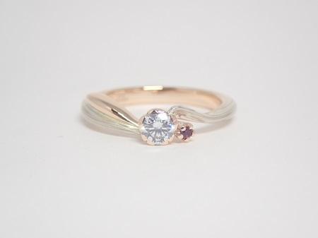 21022805木目金の婚約・結婚指輪_Q004①.JPG