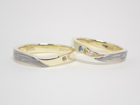 21031001木目金の結婚指輪_R004.JPG