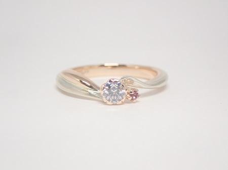 21031302木目金の婚約指輪・結婚指輪_G003.JPG