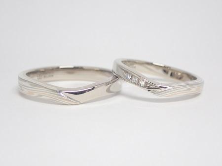 21031403木目金の婚約指輪・結婚指輪_G005.JPG