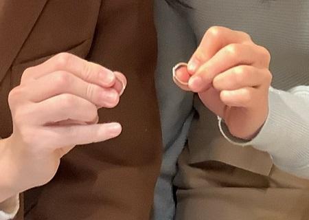 21032021木目金の婚約指輪・結婚指輪_R002.JPG