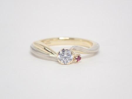 21032702木目金の婚約指輪_Y004.JPG