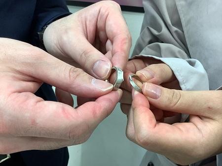 21033106木目金の婚約指輪・結婚指輪_Q002.jpg