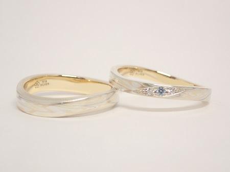 21040101木目金の結婚指輪_B001.JPG