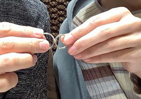 21040301木目金の結婚指輪₋D001.JPG