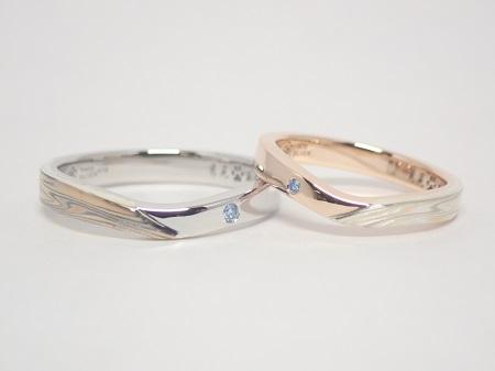 21040301木目金の結婚指輪₋D003.JPG