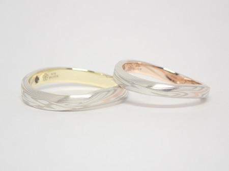 21040302木目金の婚約指輪結婚指輪_K004.JPG