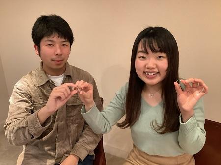 21040402木目金の婚約指輪結婚指輪_K001.JPG