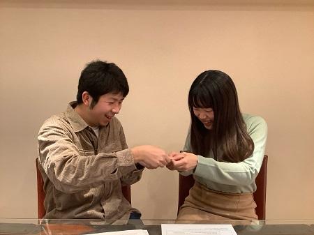 21040402木目金の婚約指輪結婚指輪_K002.JPG