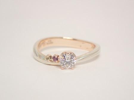 21040402木目金の婚約指輪結婚指輪_K004.JPG
