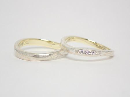 21040402木目金の婚約指輪結婚指輪_K005.JPG