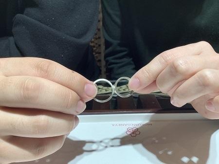 21041101木目金の結婚指輪_S 001.JPG