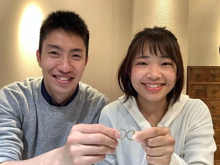 21041103木目金の結婚指輪_G001.JPG