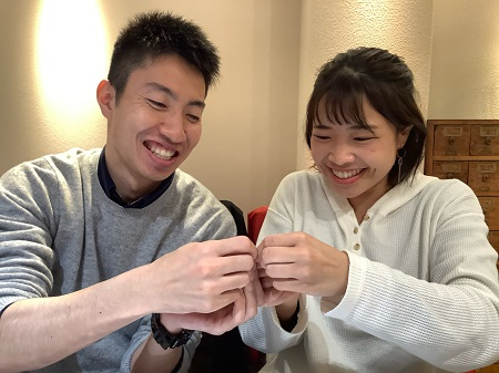21041103木目金の結婚指輪_G002.JPG