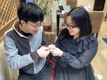 21041401木目金の婚約指輪・結婚指輪_OM002.jpg