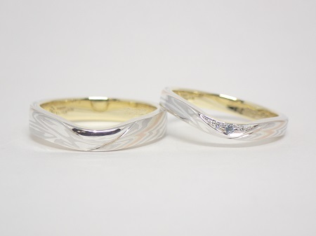 21041701木目金の婚約指輪・結婚指輪_Q005.JPG