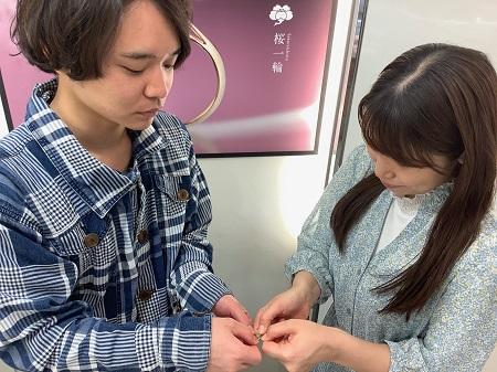 21041701木目金の婚約指輪・結婚指輪_Q002.JPG
