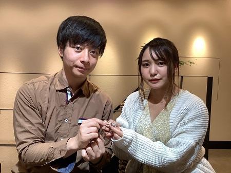21041701木目金の結婚指輪_001①②.JPG