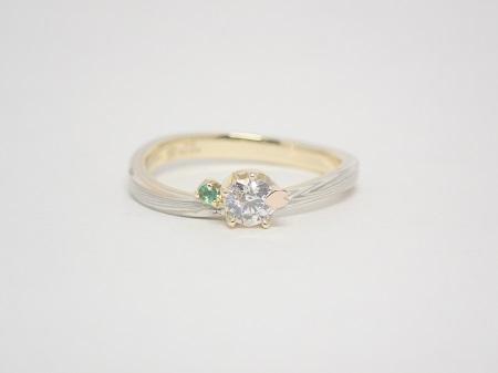 21041702木目金の婚約指輪_Y001.JPG