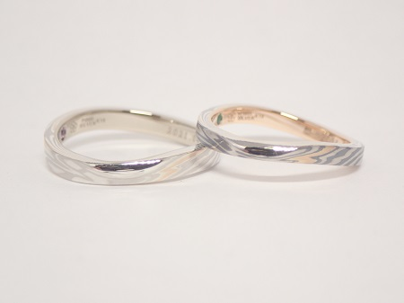 21042001木目金の結婚指輪_M004.JPG