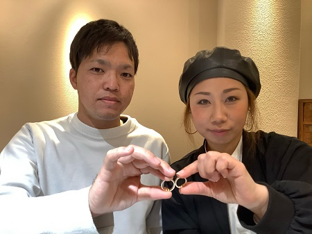 21042402木目金の結婚指輪_G001.JPG