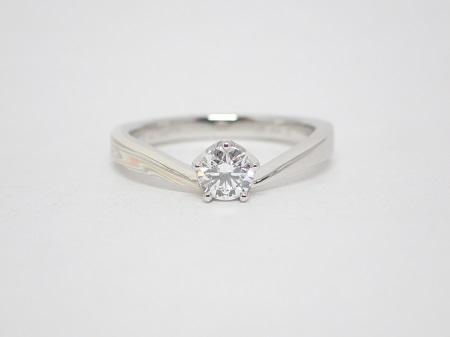 21042703木目金の婚約指輪と結婚指輪‗R004①.JPG