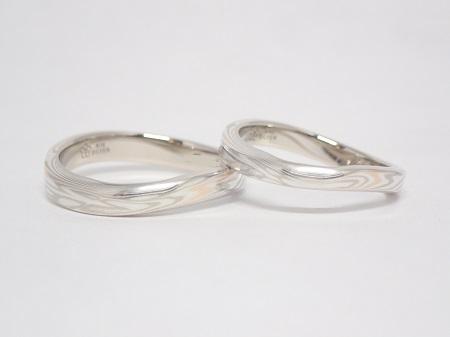 21042902木目金の結婚指輪_Y004①.JPG