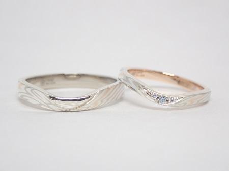 21050201木目金の婚約指輪結婚指輪_K004.JPG