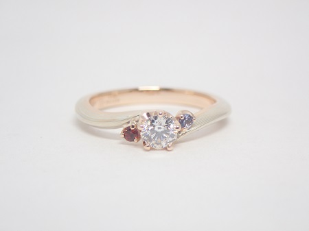 21050201木目金の婚約指輪_G001.JPG