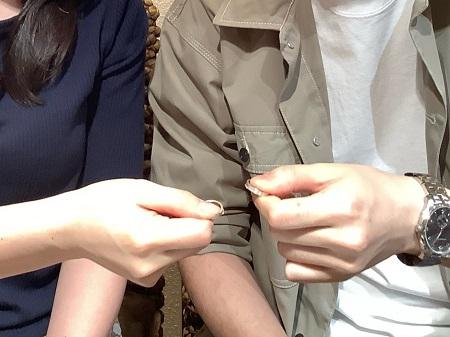 21050203木目金の結婚指輪_G002.JPG