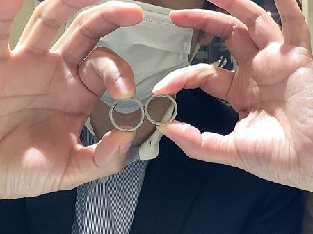 21050801木目金の結婚指輪_G001.JPG