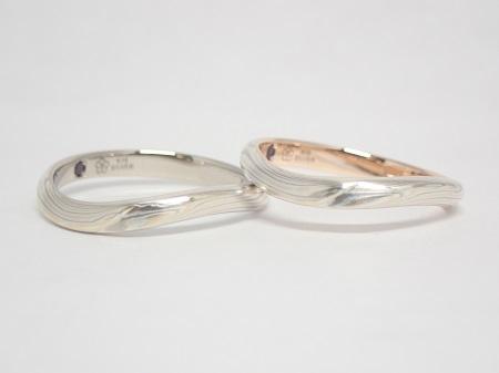 21051601木目金の結婚指輪_N001.JPG