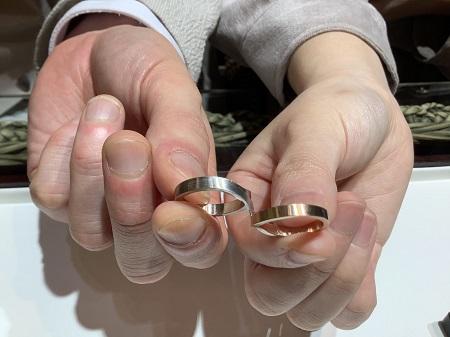 21052901 木目金の結婚指輪_S001.JPG
