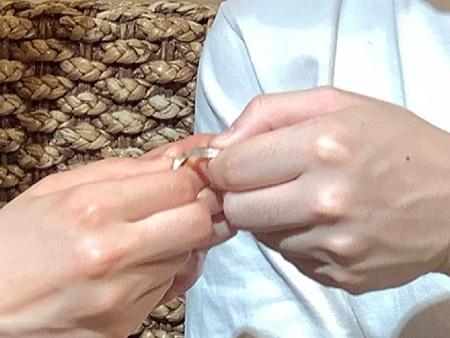 21052902木目金の結婚指輪_G002.JPG
