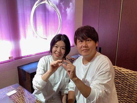 21052905木目金の婚約指輪・結婚指輪_Y001.jpg