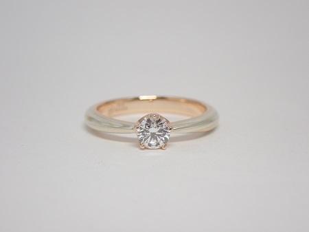 21052905木目金の婚約指輪・結婚指輪_Y004.JPG
