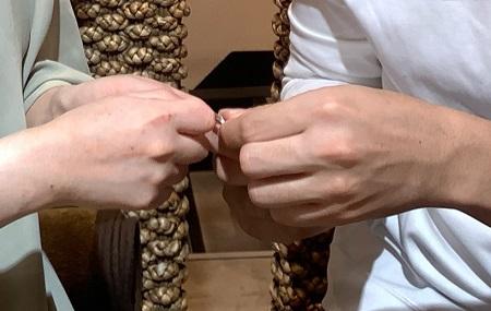 21052906木目金の婚約指輪・結婚指輪_Y002.JPG