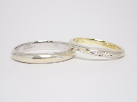 21052906木目金の婚約指輪・結婚指輪_Y004.JPG