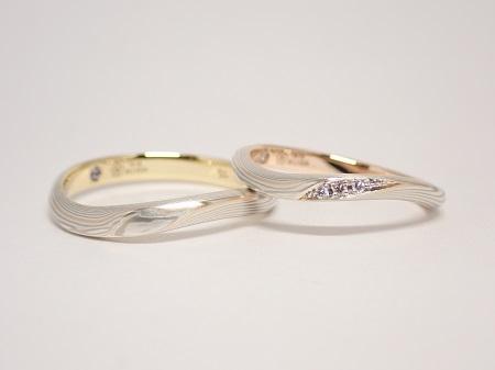21053101木目金の結婚指輪_OM003.JPG