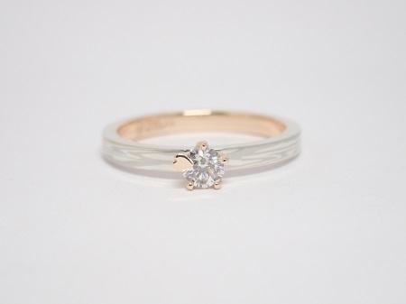 2106019木目金の婚約指輪F_001.JPG